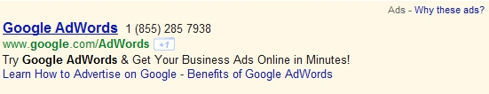 Add Phone Numbers (call extensions) to Google Ads (Adwords)