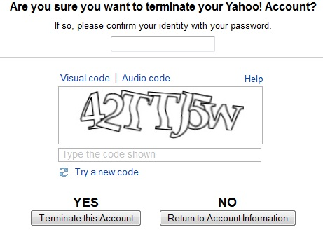 How to permanently delete my yahoo - 42.9KB