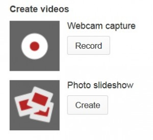 Create YouTube Photo Slideshow